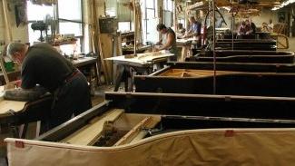 Nota a Nota. La creación de un Steinway