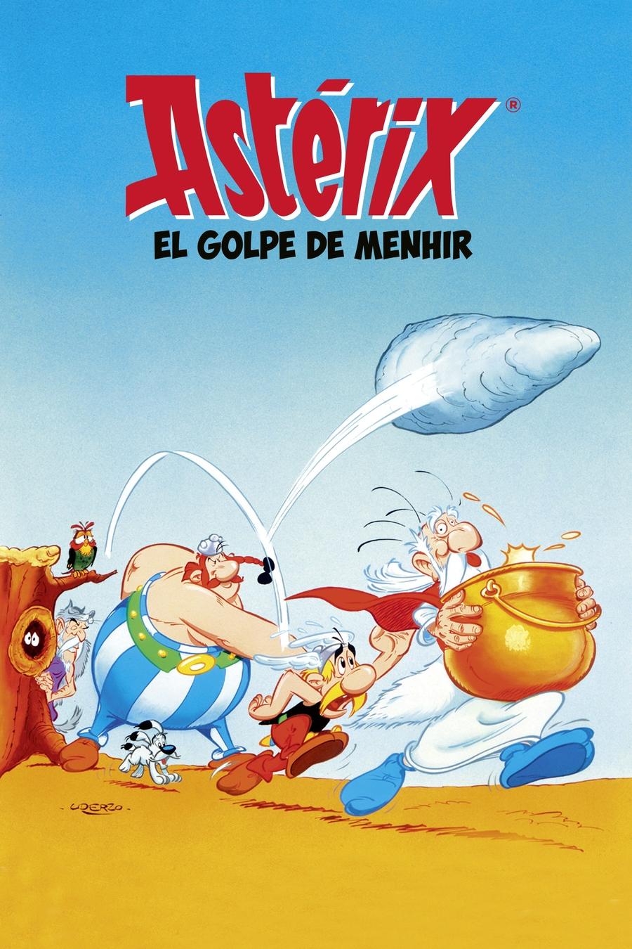 Astérix: El golpe de Menhir
