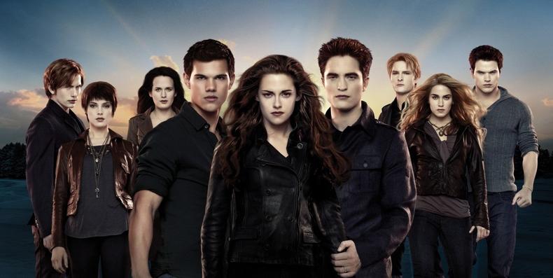 La saga Crepúsculo: Amanecer: Parte 2