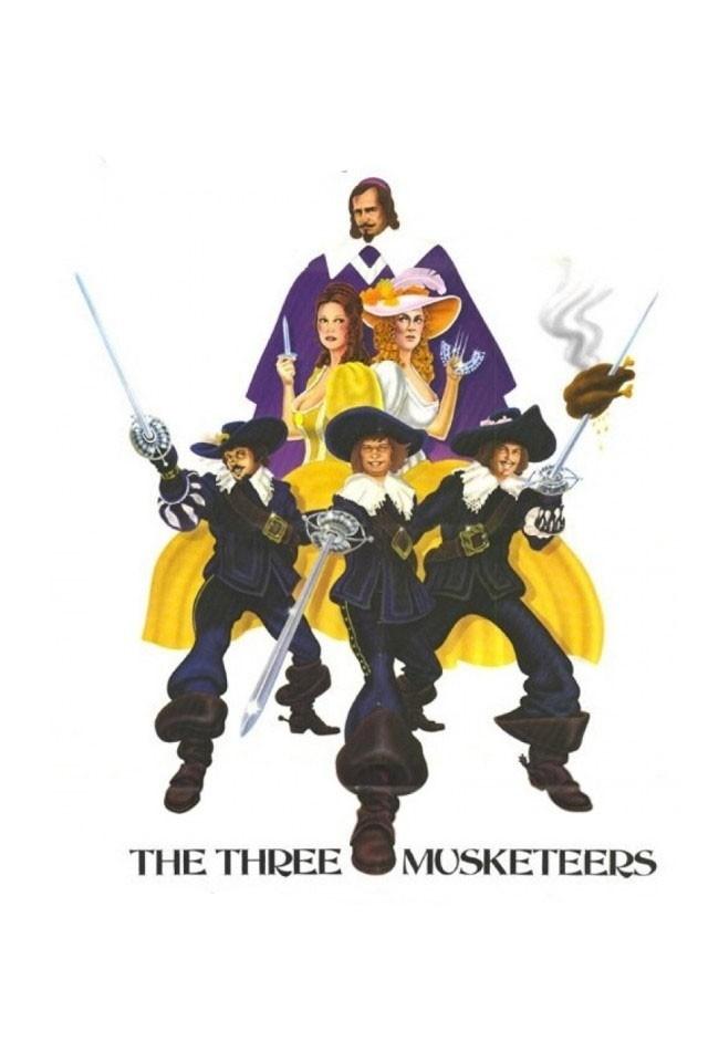 Los Tres Mosqueteros - Los Diamantes de la Reina