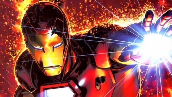 Iron Man - El Invencible