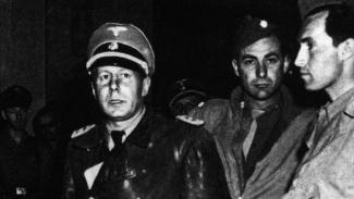 La persecución de los Nazis