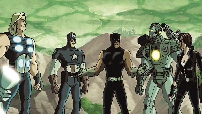 Ultimate Avengers 2: Los Vengadores