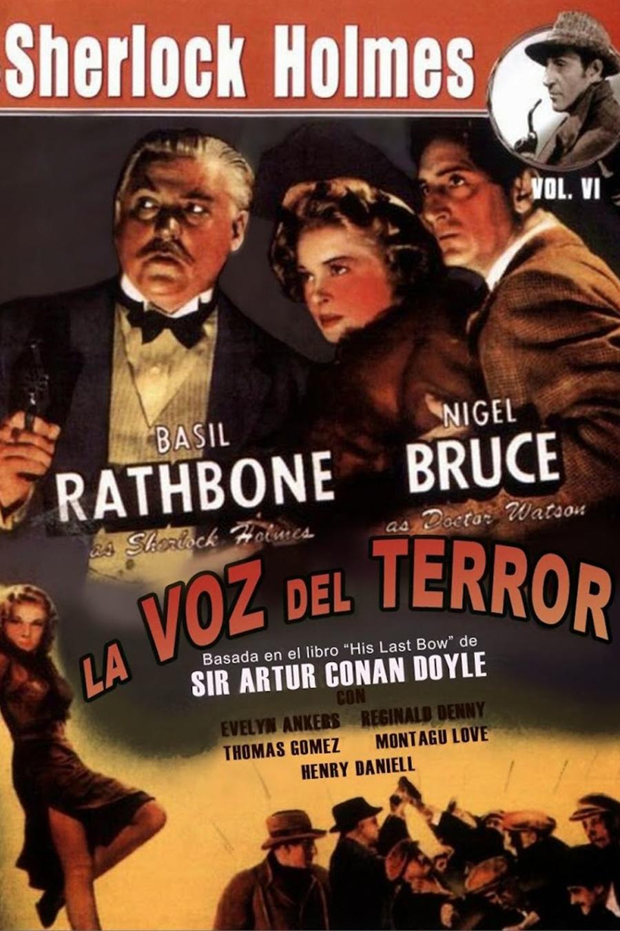 Sherlock Holmes y la Voz del Terror