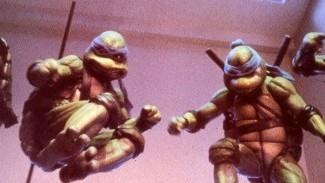 Tortugas Ninja 2: El Secreto de los Mocos Verdes