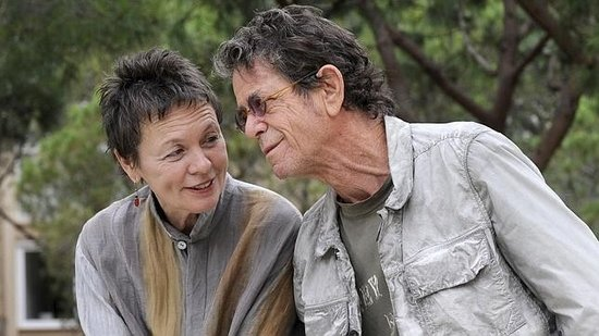 Lou Reed – Laurie Anderson