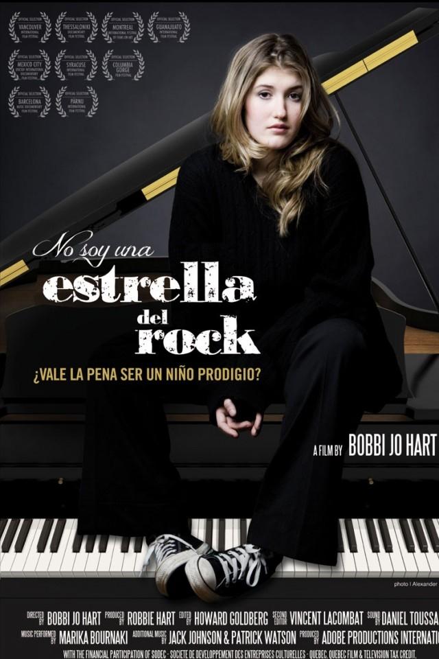 No soy una estrella del rock