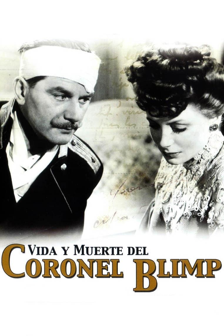 Vida y Muerte del Coronel Blimp