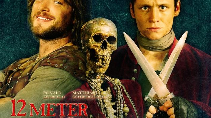 12 passes sense cap, la llegenda d'un pirata