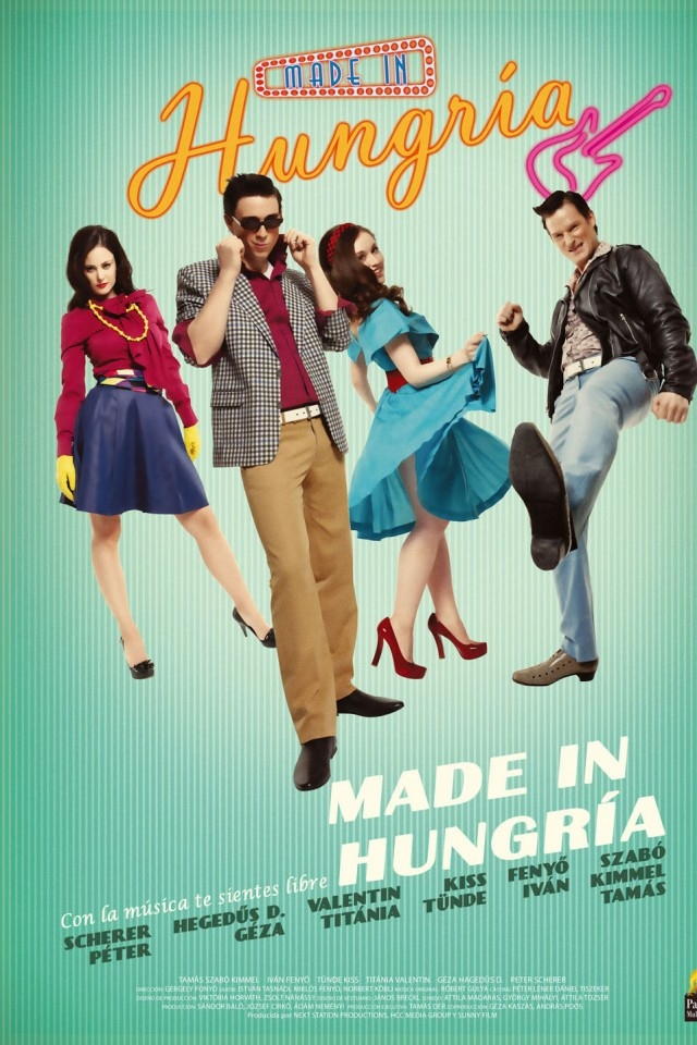 Made in Hungría