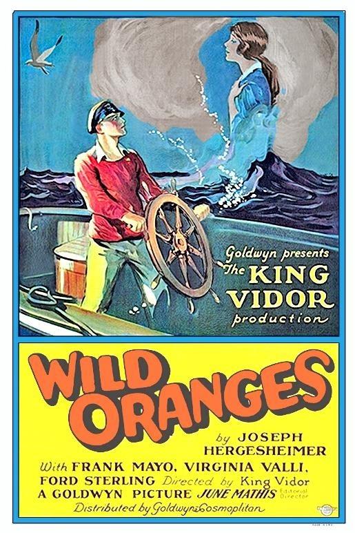Naranjas salvajes