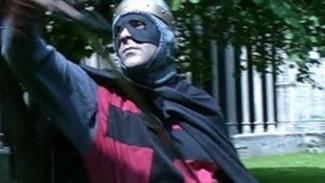 El cavaller de l'antifaç