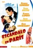 Escándalo en París