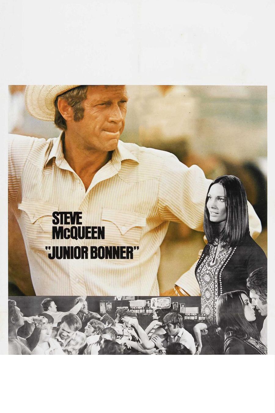 Junior Bonner (El Rey del Rodeo)