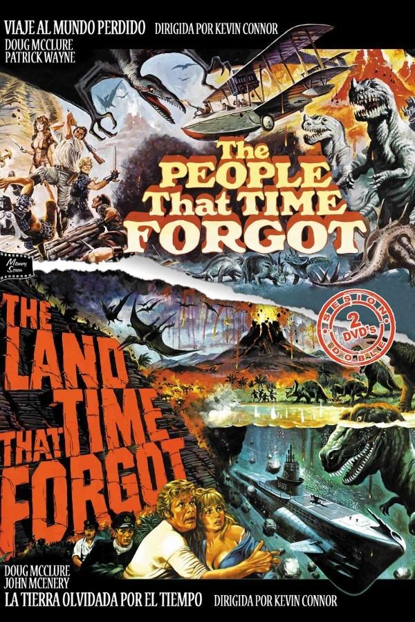 La tierra olvidada por el tiempo