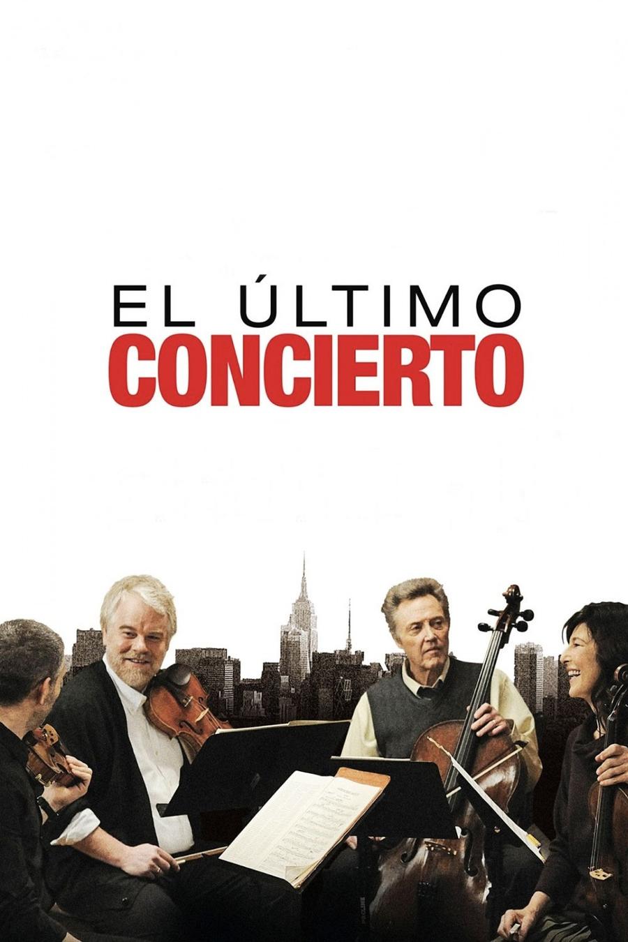 El último concierto