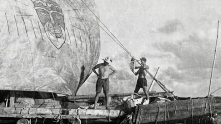 Kon-Tiki, el documental