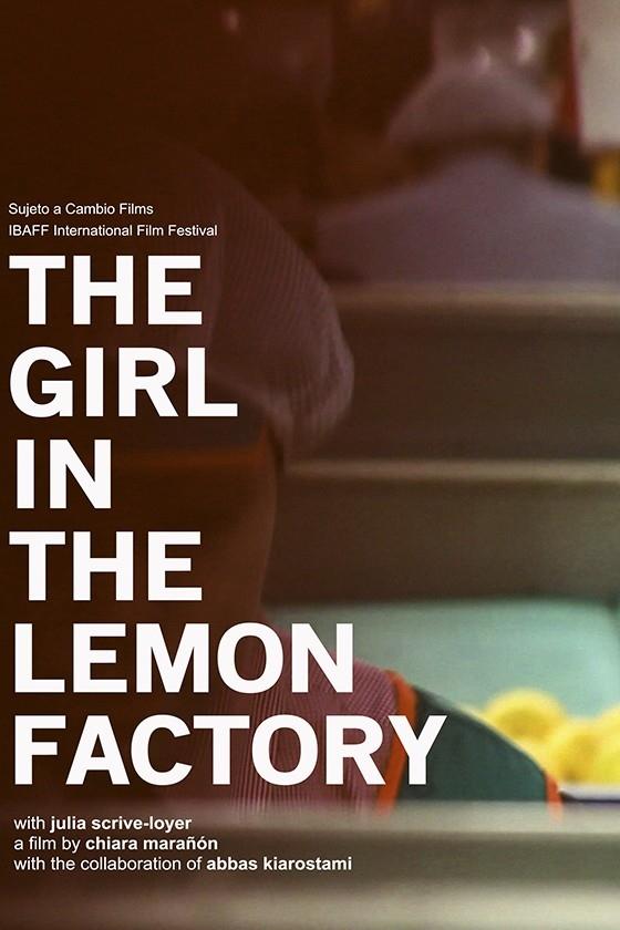 La chica de la fábrica de limones