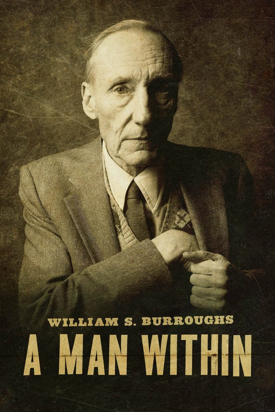 William S. Burroughs: A man within
