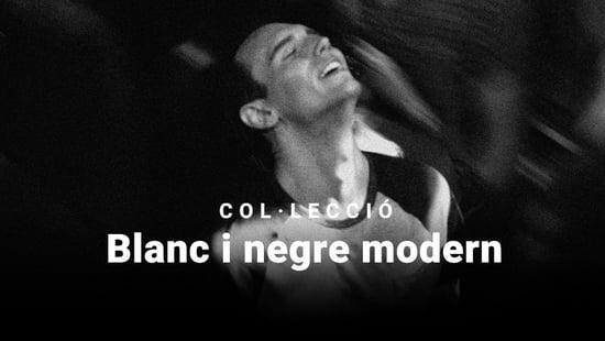 Blanc i negre modern