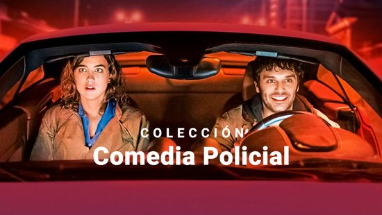 Comedia policíaca
