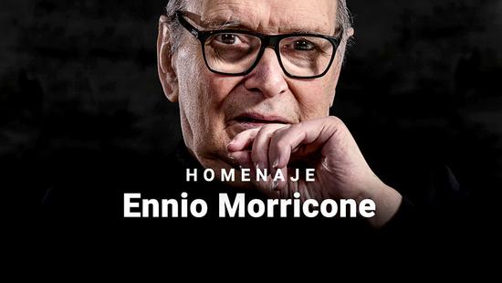 Homenaje Ennio Morricone