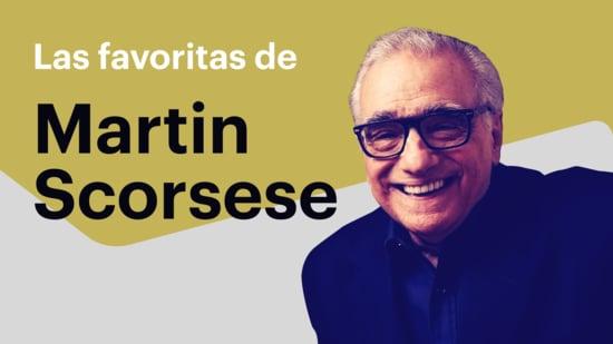La selección (sin superhérores) de Scorsese