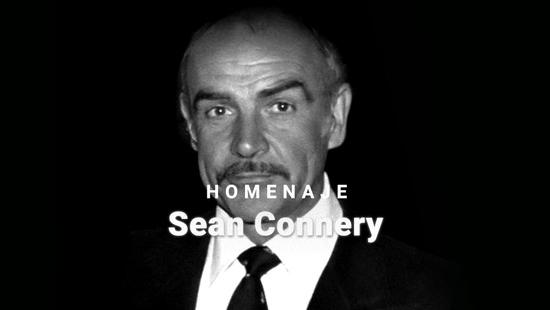 Homenaje a Sean Connery