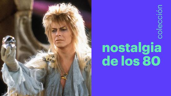 Nostalgia de los 80