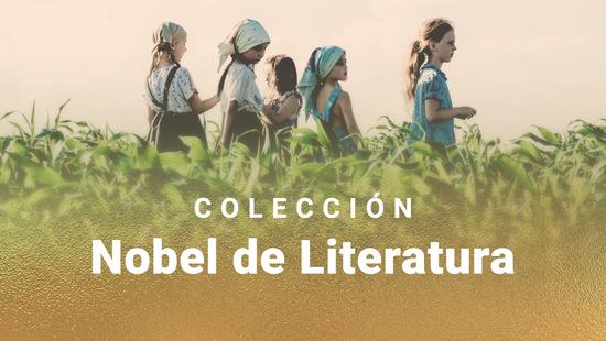 Ganadores del Nobel de Literatura