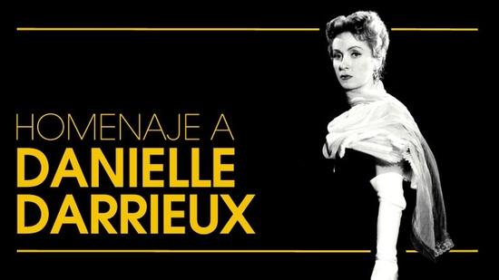 Homenaje a Danielle Darrieux