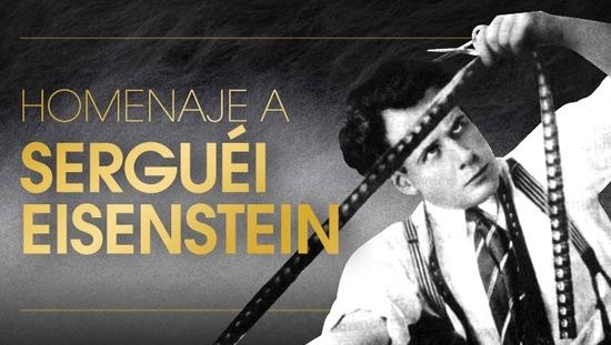 Homenaje a Eisenstein