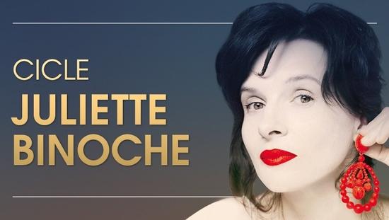 Cicle Juliette Binoche