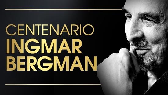 Centenario Ingmar Bergmam