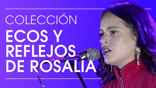 Ecos y reflejos de Rosalía