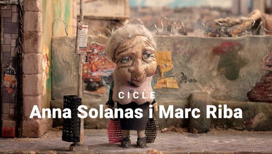 Cicle Anna Solanas & Marc Riba