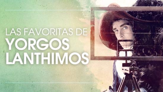 Las  favoritas de Yorgos Lanthimos