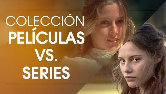 Películas vs. Series