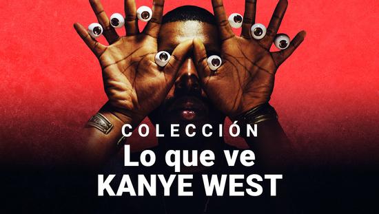 Lo que ve Kanye West