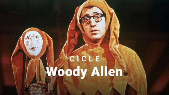Cicle Woody Allen