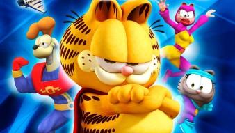 Garfield y su pandilla