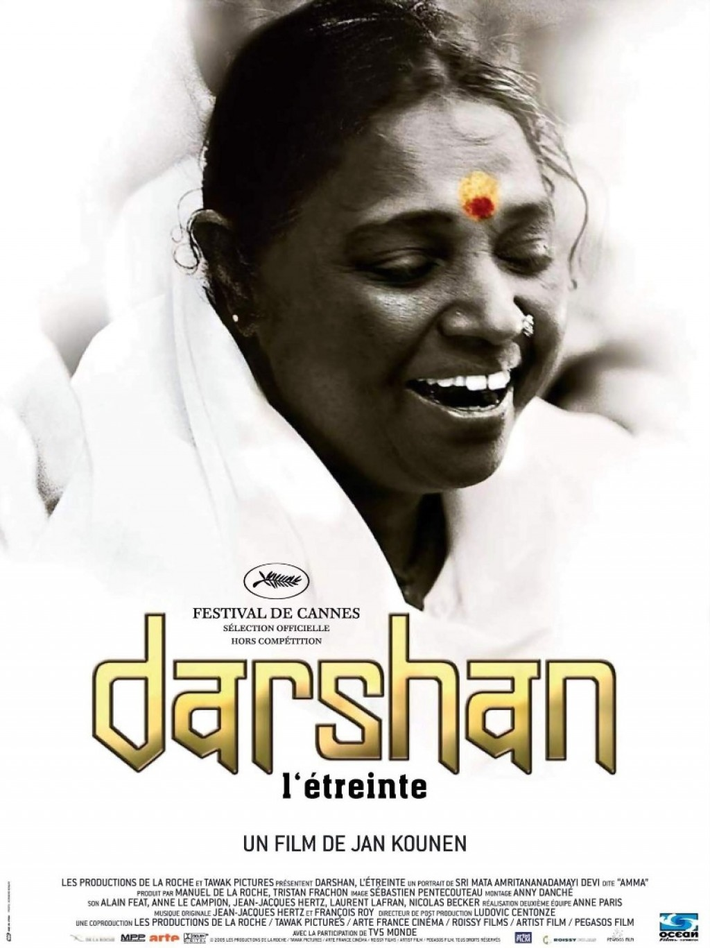Darshan, el abrazo